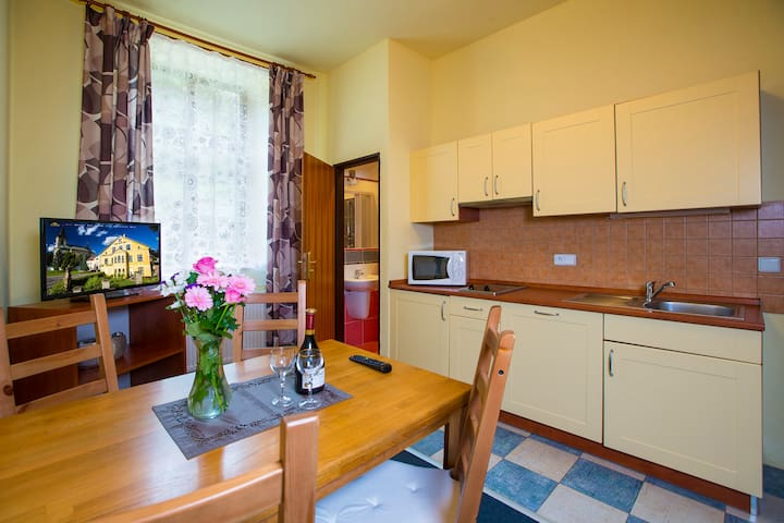 Three pers. apartment in YELLOW SKI - Rokytnice nad Jizerou - Pis