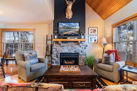 Cedar Ridge Cabin, Stonebridge Village, Branson