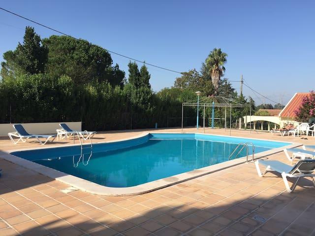 Gorgeous Private Tranquil Villa - Águas dê moura