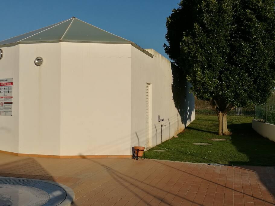 balnearios com w.c