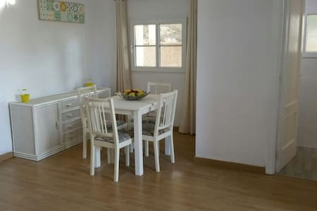 Apartment with BBQ terrace - Rotes Velles - Appartement