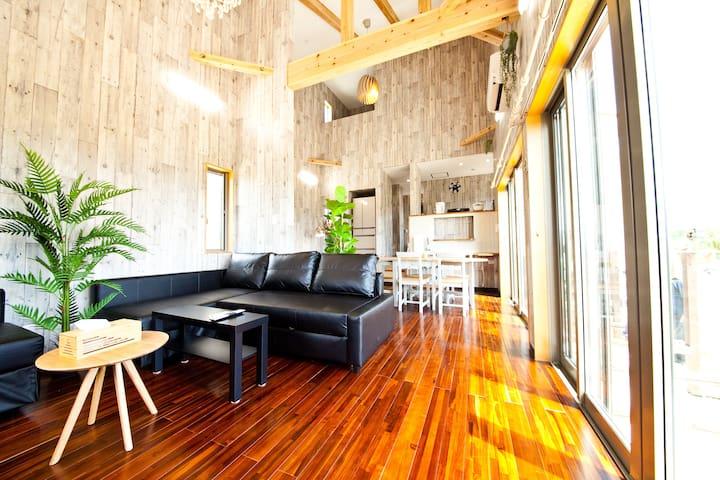 living-dining room リビングダイニング