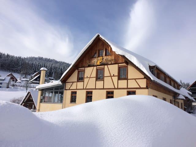 4 Sterne Luxus Maisonettewohnung im Nationalpark - Forbach - Apartament