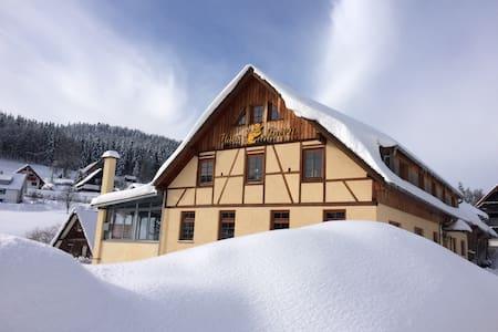 4 Sterne Luxus Maisonettewohnung im Nationalpark - Forbach - Wohnung