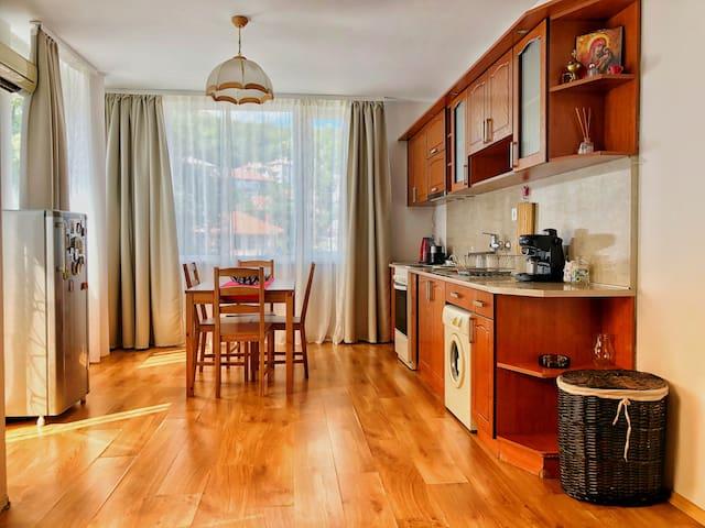 Cosy apartment in the heart of Veliko Tarnovo