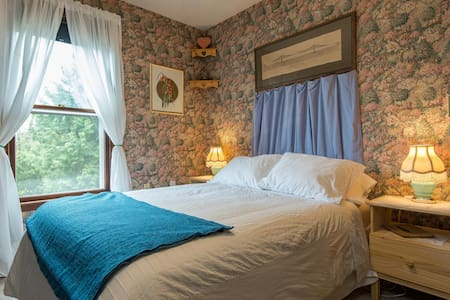 Cozy Victorian room in Fairview - Fairview