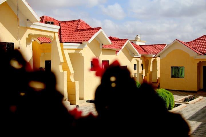Saryan Apartments