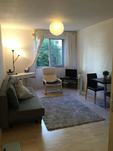 Studio 25 m² au quartier Antigone, Montpellier - Montpellier - Apartment