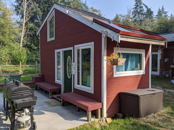 Tiny House on a Farm near Freeland