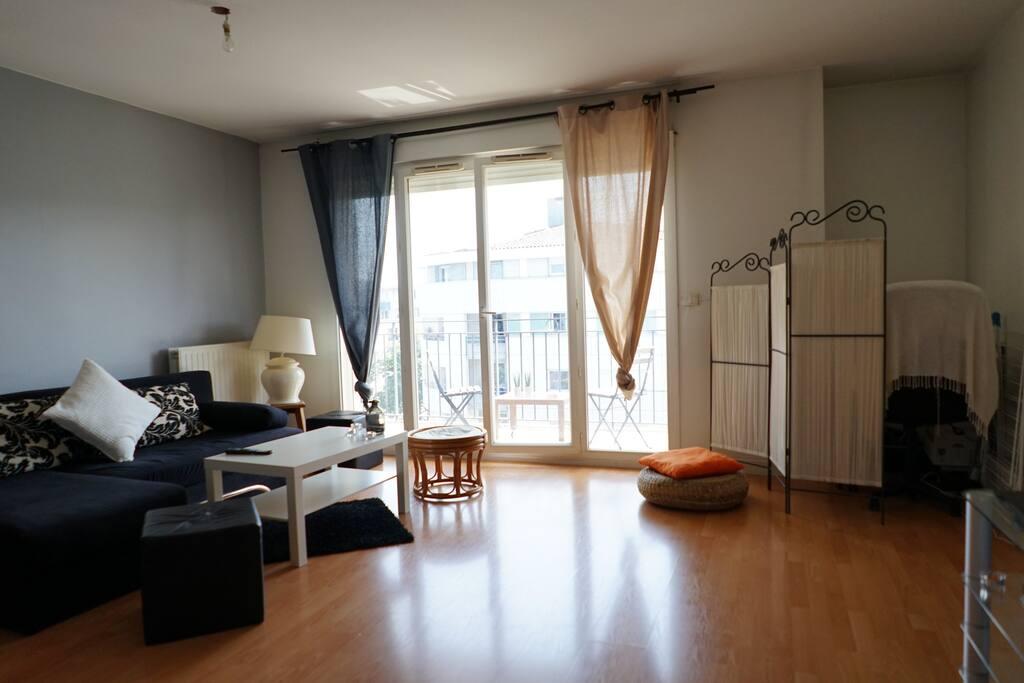 Appartement t2 45m2 bordeaux p appartements louer for Bordeaux appartement a louer