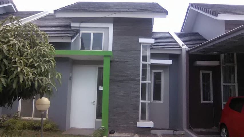House for rent house type 45/84 2 BR