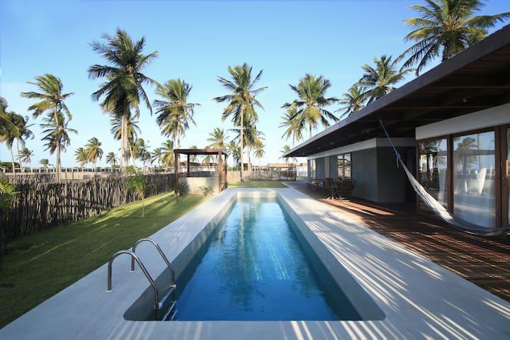 Casa Coco Sunset - 2 suítes com piscina