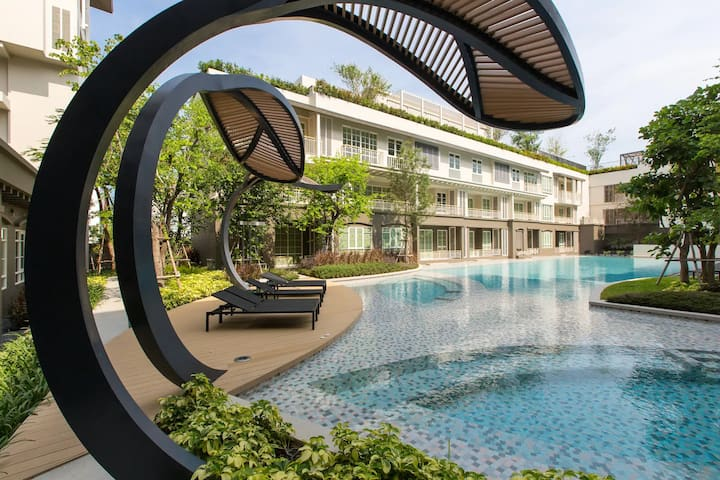 Luxury condo near beach Autumn Hua Hin (Netflix)