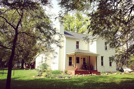 BEAUTIFUL RURAL HOME NEAR ANN ARBOR - Dexter