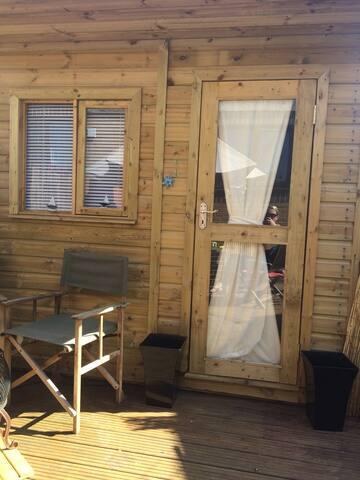 Log cabin - Gloweth - Дом