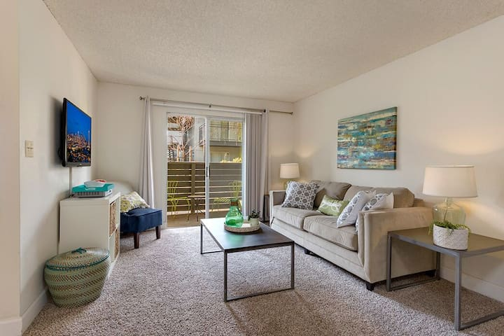 Secret Oasis. Close to Downtown and Midtown. - Sacramento - Apartment