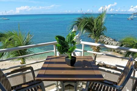 Studio Anse des Sables Saint Martin - Marigot - Appartement