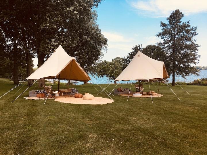 Open-Air- Event Rental Tent
