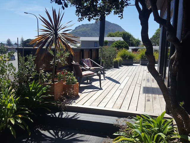 Downtown Haven - Walk to beach, cafes & shopping - Tauranga - Apartamento