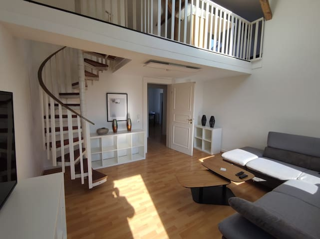 Wonderful Maisonette in Wiesbaden City Center