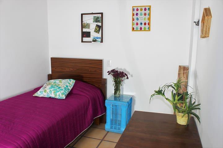 Habitaciones mejor zona de Guadalajara stella -10
