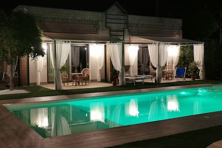 Veneto Suite San Valentino Country House piscina
