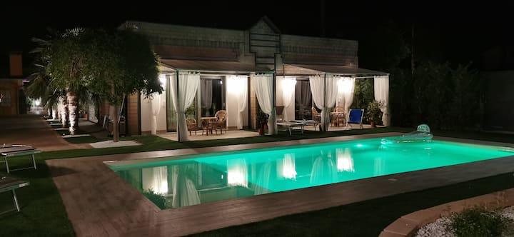 Veneto Suite con piscina