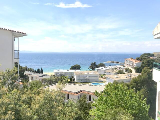 RUBENS 1G 3 bedrooms apartment with sea view in Almadraba beach