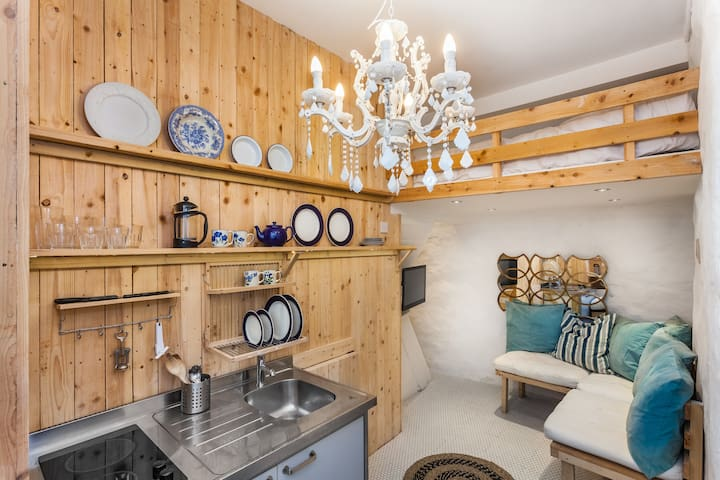 Studio Apartment in the Centre of Saint Ives