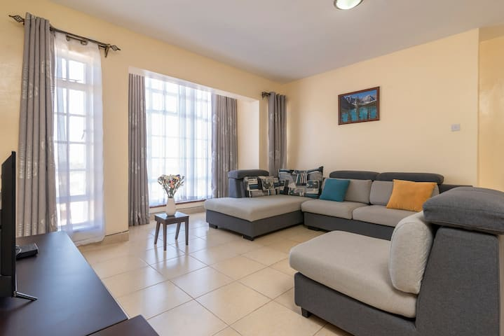 Msafiri Home - Exclusive Penthouse