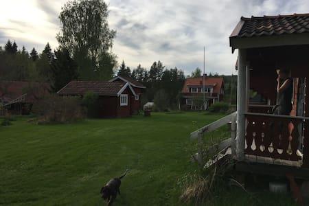 Ryttargårdens stugby (Härbret)