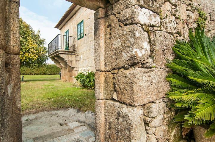 Habitación en inmueble histórico - Tui - House