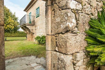 Habitación en inmueble histórico - Huis