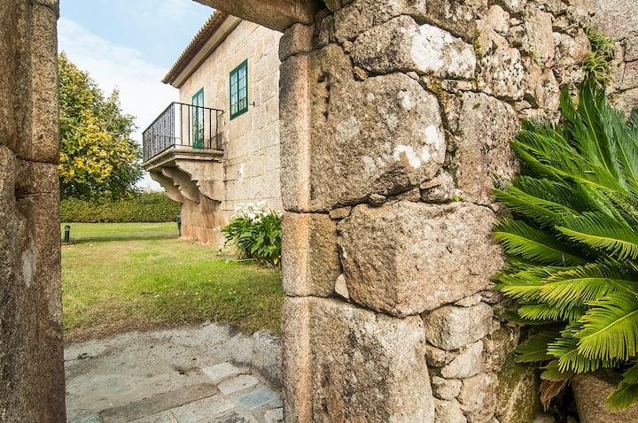 Habitación en inmueble histórico