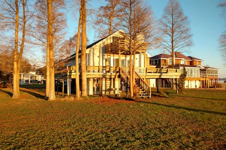 Charming Beach Cottage...Come Play on the Pamlico! - Washington - Dům