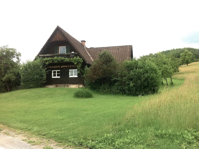 Idyllisches Bauernhaus am Stadtrand von Graz!
