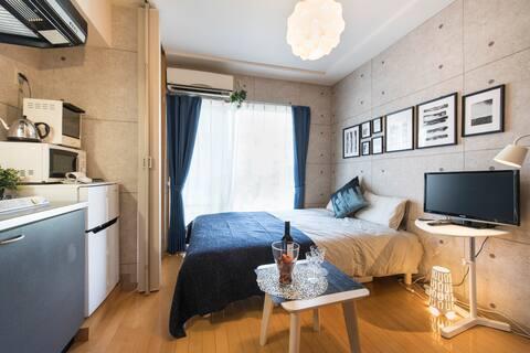 New★Comfort near St,渋谷3m,ShibuyaSt.4m,表参道7m WiFi#3