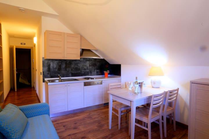 Whole apartment in Sassello