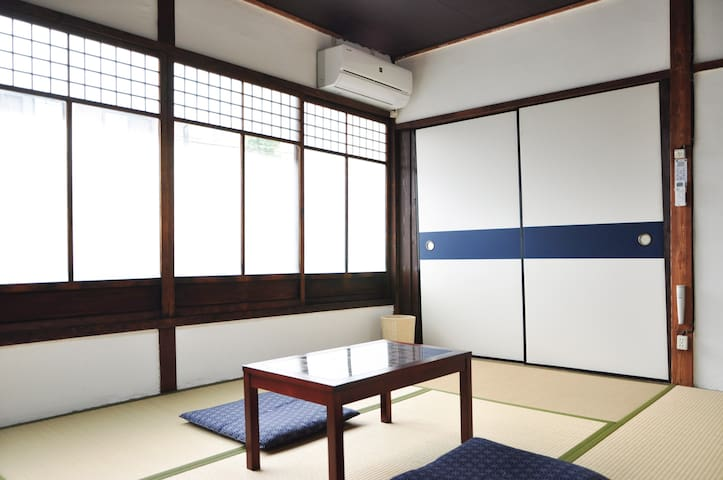 100 years old Basic TATAMI Room.
