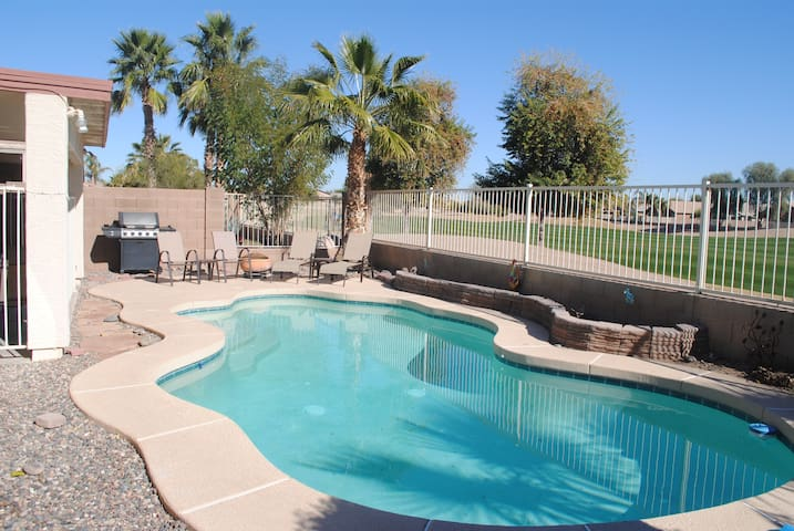 Avondale Home with Heated Pool, Golf, and a View