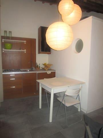 MONOLOCALE DI LUSSO A SORANO BORGO - SORANO (GR) - Appartamento