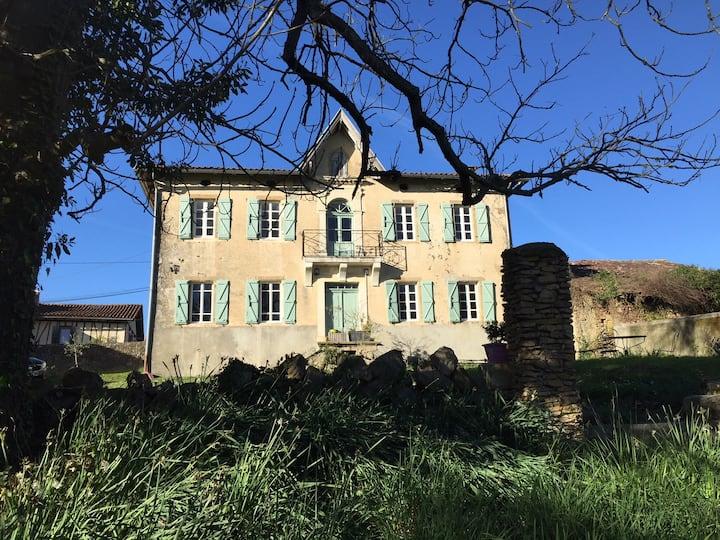 Chambre avec vue sur Toscane Occitane