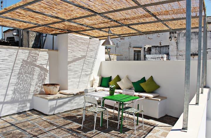 Casa vacanze in Salento, vicino Gallipoli