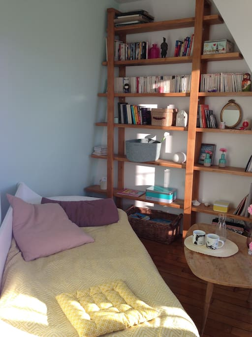 pièce principale main living room