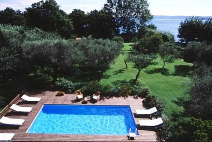 Villa near Rome with private beach LRM000030-0009