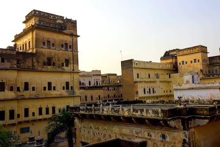 Mahansar Castle