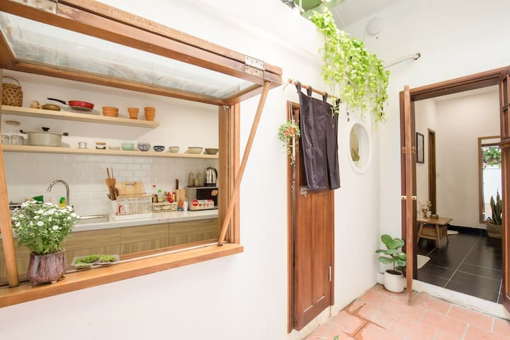 10%OFF/The ChanhSa-cosy HOME/Old Quarter/BREAKFAST