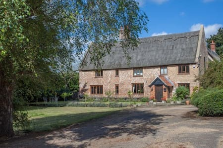 Beautiful room in a Thatched Cottage near Norwich - Norfolk