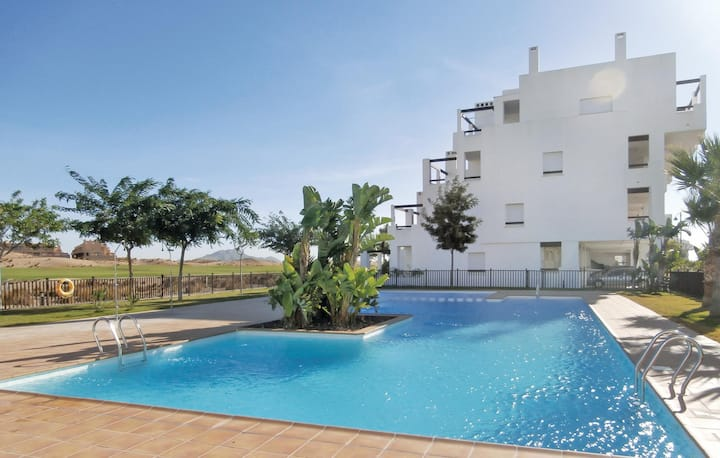 Holiday apartment with 2 bedrooms on 47m² in Roldán