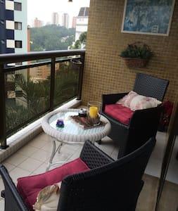 Cozy and happy home - São Paulo - Apartemen